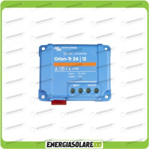 Convertitore Non Isolato DC DC Orion-Tr 120W 24-12V IP43 Victron Energy