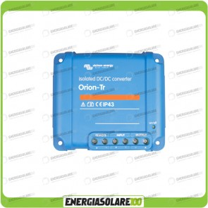 Convertitore Isolato DC DC Orion-Tr 120W 48-24V Victron Energy Energy