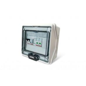 Quadro elettrico di Interfaccia 3Kw AC per Inverter Solare Fotovoltaico