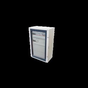 Quadro elettrico di Interfaccia 14Kw AC Inverter Solare Trifase con relè CEI-021 uscita 2 inverter