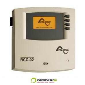 Display Remoto RCC-02 per Inverter Xtender, Variotrack Variostring Studer Innotec