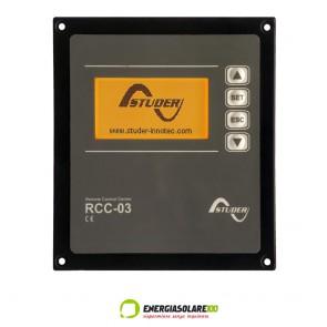 Display Remoto RCC-03 per Inverter Xtender, Variotrack Variostring Studer Innotec