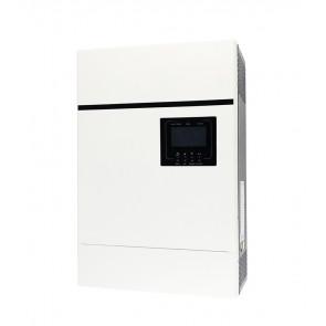 Inverter Solare Fotovoltaico Sunforce 5KW 48V Regolatore di Carica MPPT 6KW 100A 450Voc anche senza batteria