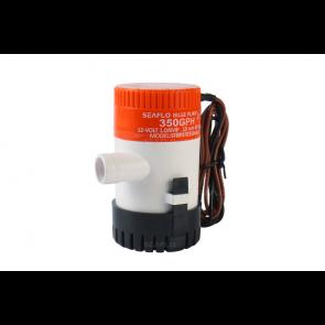 Pompa di sentina 12V 350GPH SeaFlo 11l/m 674l/h