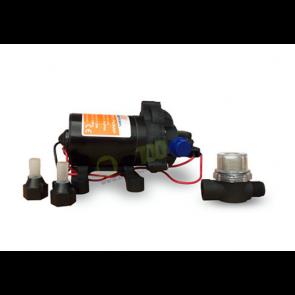 Pompa Autoclave 12V  3BAR  11,6 l/min  serie SF