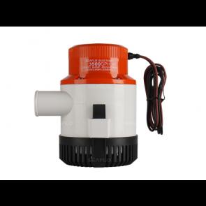 Pompa sommergibile sentina  24V 3500 GPH Serie SF