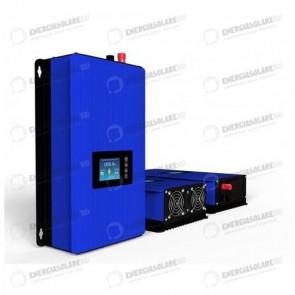 Kit fotovoltaico 2KW per connessione alla rete 230V con limitatore di potenz