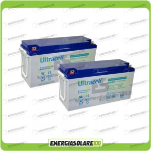 Stock 2 Batterie UCG150 3158,40Wh
