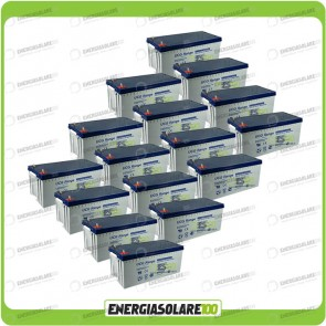 Stock 16 Batterie UCG200 30720Wh