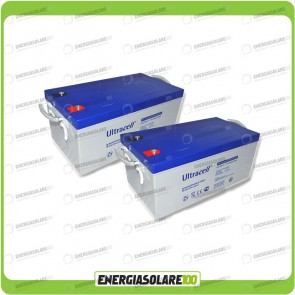 Stock 2 Batterie UCG250 5136Wh