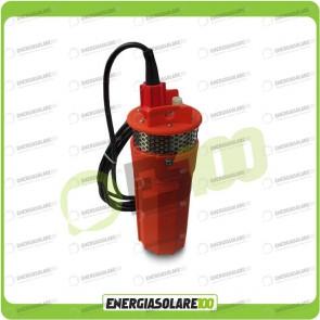 Pompa Solare Sommersa 24V 360L/H prevalenza max 70