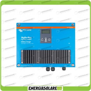Caricabatteria Skylla IP44 con 3 uscite 12V 60A Victron Energy