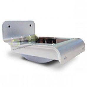 Faretto LED per Esterni Solare Luce Fredda IP65 Crepuscolare