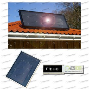 Kit Solare Stufa 50mq max