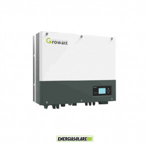 Sistema di accumulo Storage Growatt SPH8000TL3 BH Ibrido Per Connessione a rete