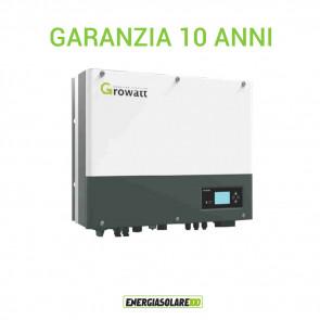 Sistema di accumulo Storage Growatt SPH10000TL3 BH Ibrido Per Connessione a rete