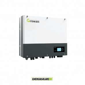 Inverter Ibrido di Connessione a Rete Growatt SPH4000 4000W Certificato CEI 0-21
