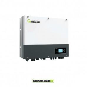 Inverter Ibrido di Connessione a Rete Growatt SPH6000 6000W Certificato CEI 0-21