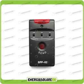 Programmatore remoto via cavo o wireless per regolatori di carica EpSolar SPP-02