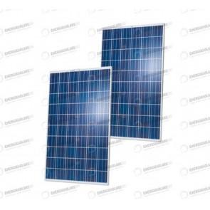 Set 2 Pannelli Solari Fotovoltaici 270W Europeo 30V tot. 540W Casa Baita Stand-Alone