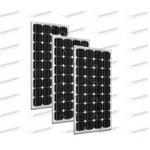 Set 3 x Pannelli Solari Fotovoltaico 300W Europeo 24V tot. 900W Casa Baita Stand-Alone