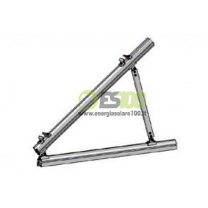 Supporto Triangolare Totalmente Regolabile 40° / 45° TL001.4045