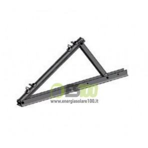 Supporto Triangolare Parzialmente Regolabile Orizzontale TL066