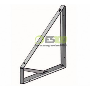 Supporto Triangolare 30° Verticale senza Zavorra TL084