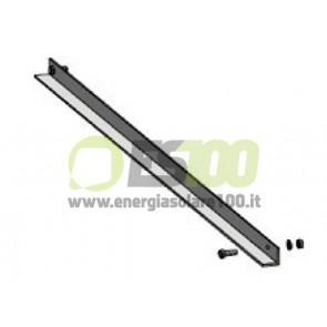 Controvento staffa di rinforzo Supporti Fissi Triangoli TL086 in Alluminio Tetto Piano