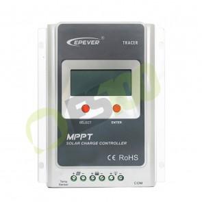 Regolatore di Carica Solare EpSolar MPPT Tracer-A 40A 100Voc 12/24V con Display