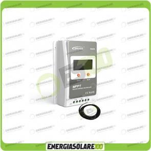 Kit Regolatore di Carica Epsolar Tracer Serie A 20A 12-24V 100Voc con Sensore di Temperatura