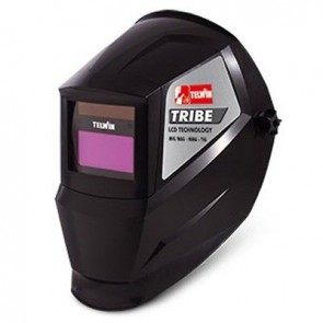 Maschera Autoscurente Telwin  Tribe MMA/MIG-MAG/TIG 802837 LCD