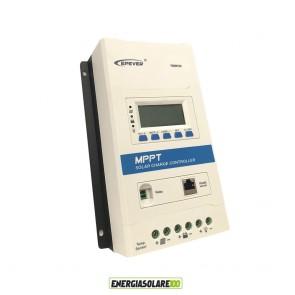 Regolatore di carica MPPT TRIRON4210N 40A 12V 24V + DISPLAY DS2+ interfaccia RCM