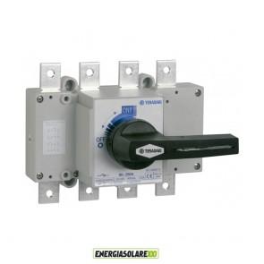 Sezionatore per Fotovoltaico 800Vdc TS804 80A CC 4P