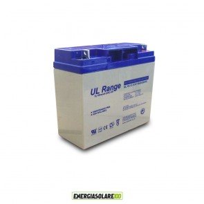 Batteria Ultracell 18AH 12V serie UL