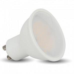 Faretto a LED 7W 220V SMD a Luce Calda 3000K GU10
