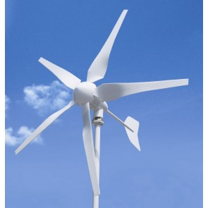 Generatore Eolico WindEnergy 400W 24V + Controller
