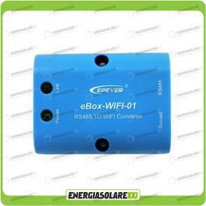 WIFI box per regolatori di carica EPsolar per monitoraggio impianto tramite APP