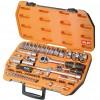 valigetta con chiavi a bussola e Inserti superblock 66 valex 1460616