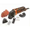 Levigatrici Multifunzione Black & decker MT300 Ka  300 Watt con acessori 125763