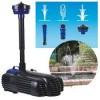 Pompa per fontana a getti d'acqua e vasca 85W per effetti tre getti