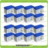 Stock 16 Batterie x Impianto Solare Ultracell 100Ah UCG100 Capienza 16896Wh