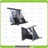 Supporto Testapalo con Cabinet per Illuminazione Stradale con Pannelli Solari