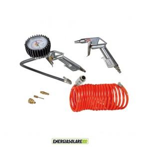 Kit 3+3 accessori pneumatici per compressore VALEX