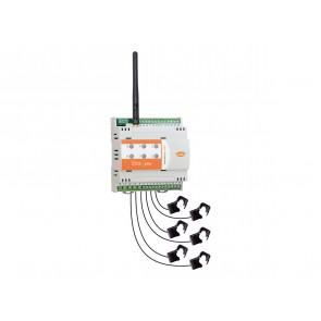 Elios4you Pro 15kW 4-noks monitoraggio fotovoltaici trifase max 15kW E4U-PRO-15