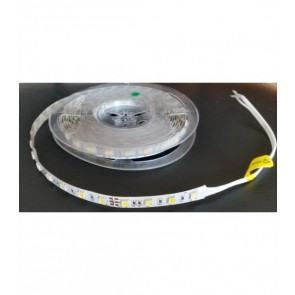 5 METRI STRISCIA LED 5050 WHITE/WARM WHITE TEMPERATURA VARIABILE IP20 12 VDC