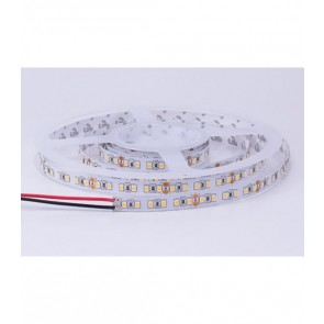 5 METRI STRISCIA 600 LED 2835 SMD PER INTERNO IP20 12 V DC PREMIUM SERIES