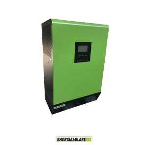 Inverter Genius50 5000VA 4000W 48V Caricabatt. + 2 Regolatore 60A MPPT Solare 6Kw