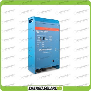 Inverter Caricabatteria MultiPlus Compact 12/1200/50-16 1kW 12V 1.2kVA Victron Energy