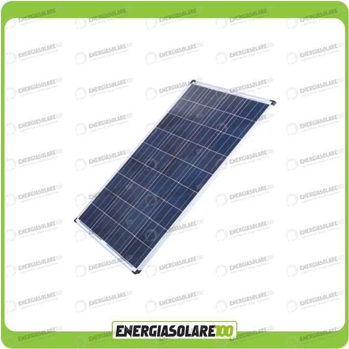 panneau solaire photovoltaique 80w polycristallin ej jardin camping car ebay. Black Bedroom Furniture Sets. Home Design Ideas